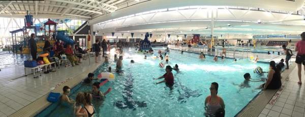 youngsters flock to aquapulse swimming lessons australasian leisure management
