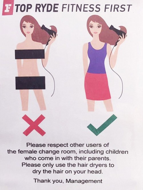 Is It Offensive To Change Not In Changing Room