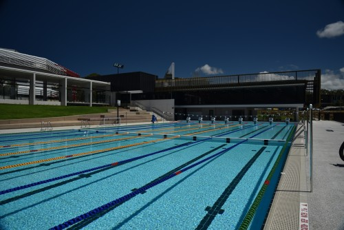 Busy weeks of aquatic centre openings australasian - Griffith university gold coast swimming pool ...