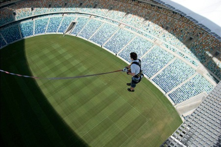 Plan To Add Zipline And Roof Walk Attraction At The Mcg