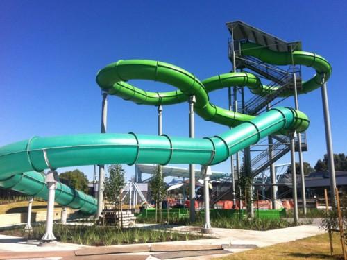 Upgraded Noble Park Aquatic Centre Waterslide Delivers Summer Fun Australasian Leisure Management