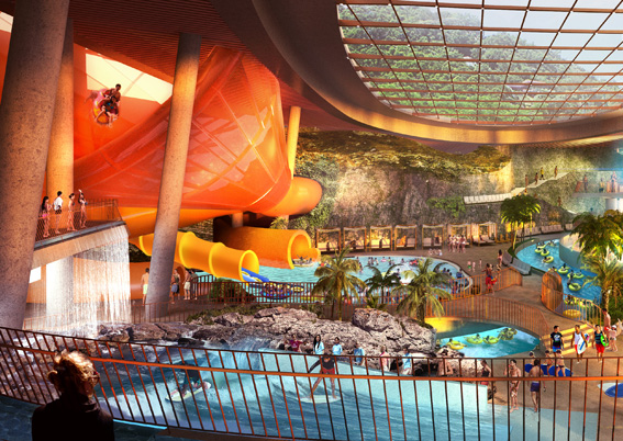 Ocean Park Waterpark To Make A Splash In 2018