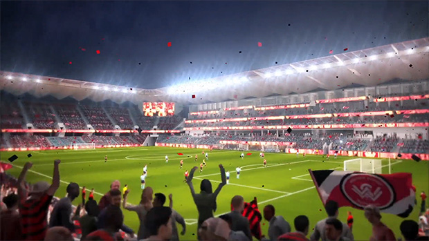 Populous Design Chosen For New Parramatta Stadium