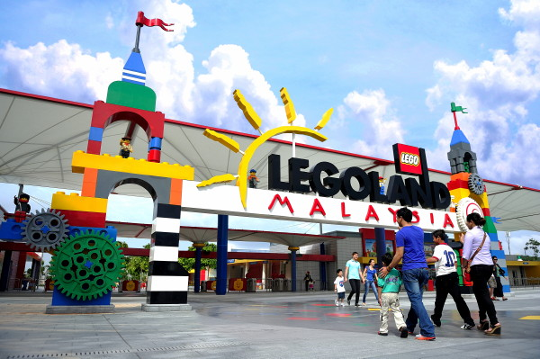 Malaysia sets out credentials as Asia's theme park capital ...