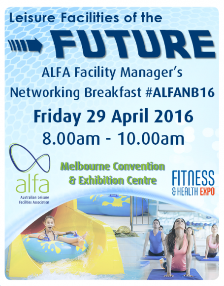 Fitness Expo's ALFA event to explore the future of aquatic and recreation facilities