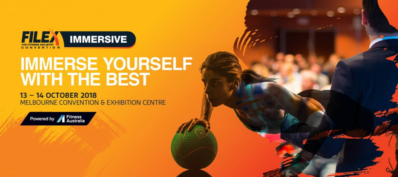 Fitness Australia to present new 'FILEX Immersive' events in Melbourne