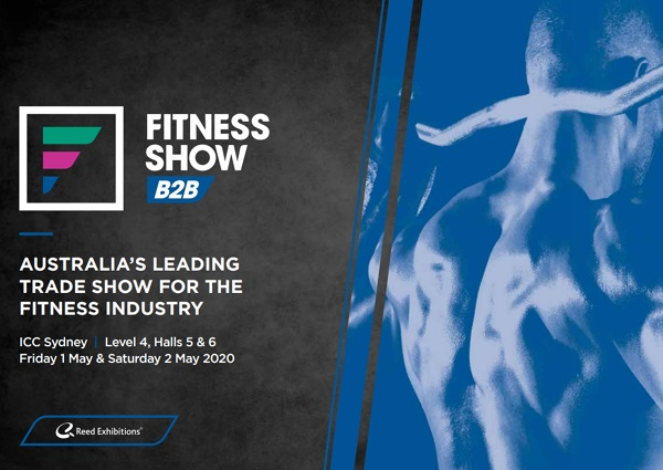 Revitalised business focus for Fitness Show Sydney with new Fitness Show B2B brand