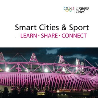 Tokyo to host 2019 Smart Cities and Sport Summit
