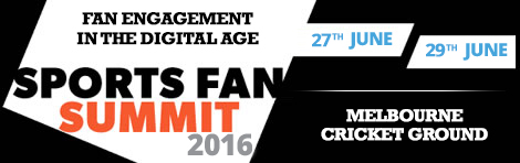Cleveland Cavaliers revenue head to deliver Commercial Keynote at 2016 Sports Fan Summit