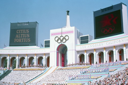 Olympic stadiums to be recognised as UNESCO world heritage buildings
