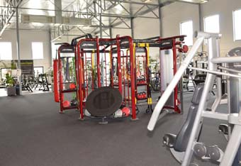 360 Fitness Club offers big city gym facilities in ...