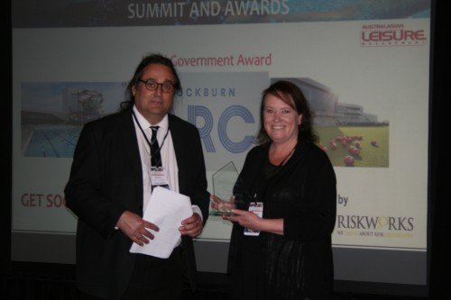 Cockburn Arc Branding Achievements Recognised With Industry Communications And Marketing Award