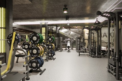 Nightclub style fitness experience on offer in new underground