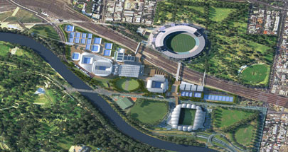 New Roof On Margaret Court Arena Will Weatherproof The