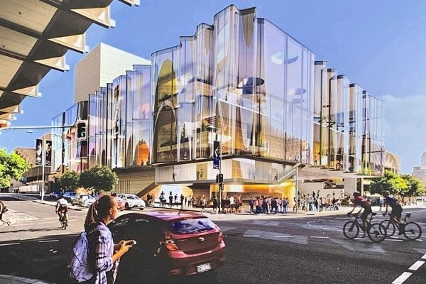 Builder announced for new Brisbane South Bank performing