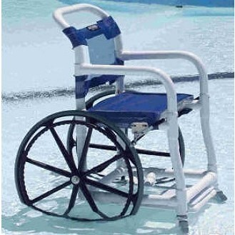 Water wheelchairs available at EA Networks Centre - Australasian ...