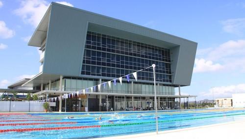 University Of The Sunshine Coast Sports Stadium Upgrade Underway Australasian Leisure Management