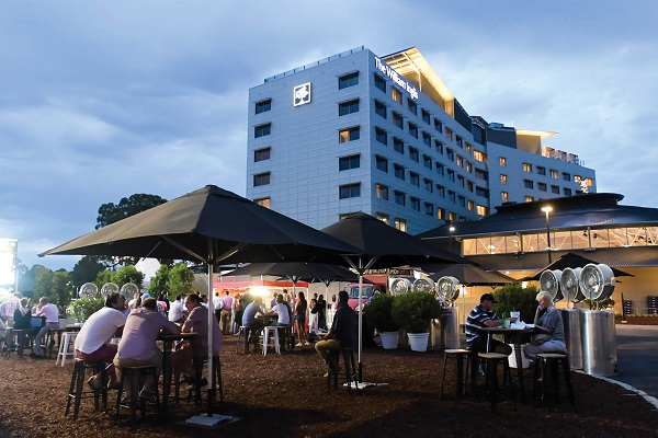 Warwick Farm Facilities Benefit From Site Wide Audio