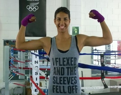 Olympic heroes open Wreck Room boxing gym in Auckland