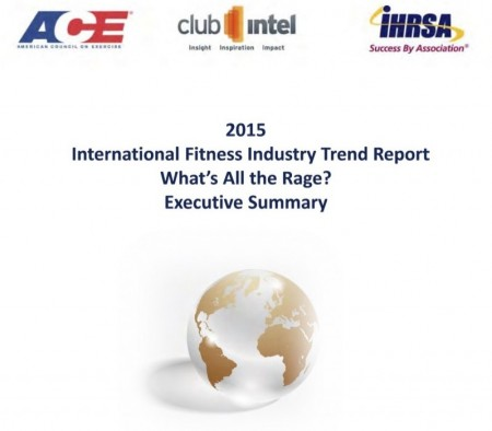 Global study reveals key fitness industry trends