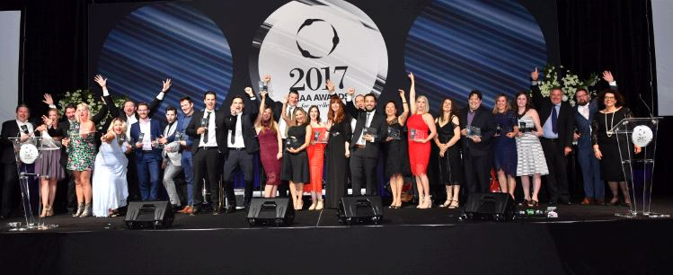 EEAA 2017 Awards recognise industry excellence and service