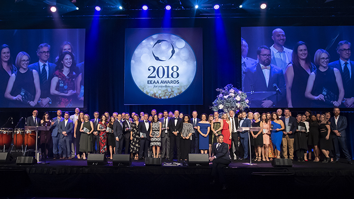 EEAA 2018 awards recognise industry excellence and service