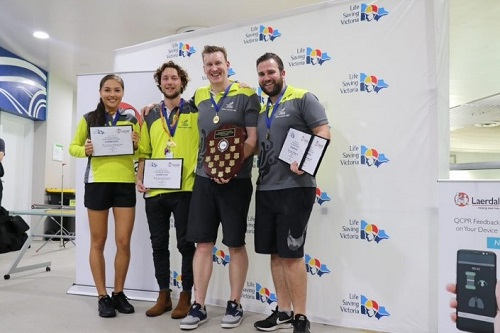 Yarra Leisure named 2018 Life Saving Victoria Pool Lifeguard Champions