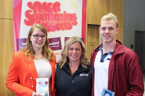 South Australian AUSTSWIM Teacher of Swimming and Water Safety award winners named