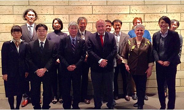 IAKS Japan welcomes knowledge exchange on sports facilities