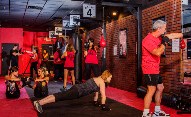 9Round kickboxing fitness concept wins Global Franchise Award