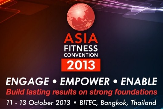 Asia Fitness Convention to Engage, Empower and Enable