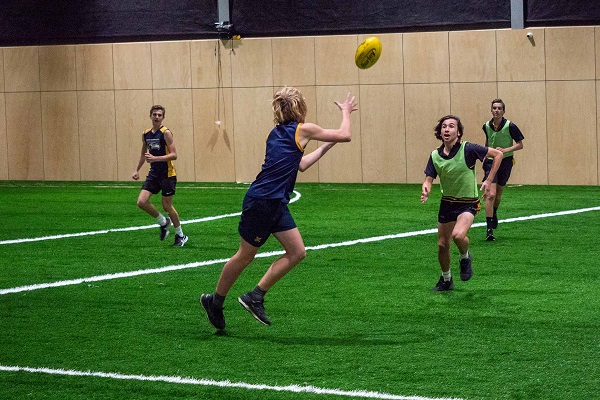 Adelaide's AFL Max offers themed indoor sport and activity experiences