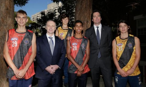 Rio Tinto to partner AFL indigenous programs