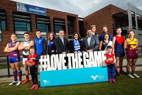 AFL Victoria Themed Rounds Campaign recognised for communication and marketing excellence