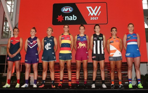 AFL Womens players get new pay deal for 2018 season