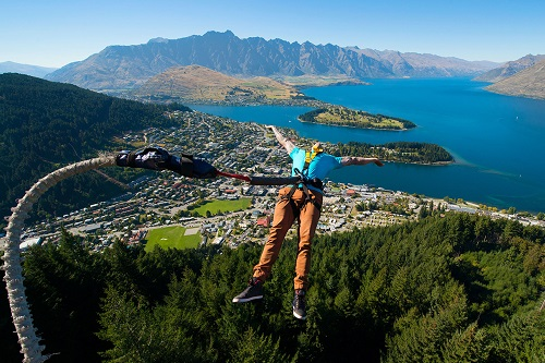 AJ Hackett looks to acquire Taupo Bungy