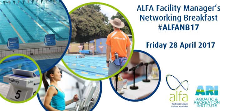 Aquatic facility manager's networking breakfast to be staged at the Fitness Show