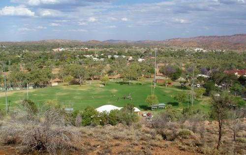 Rugby League excitement grips Alice Springs