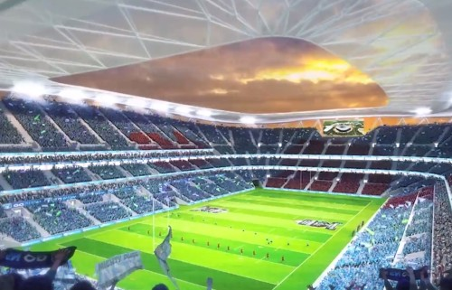 NSW Government confirms massive rebuilding plans for Allianz and ANZ Stadiums