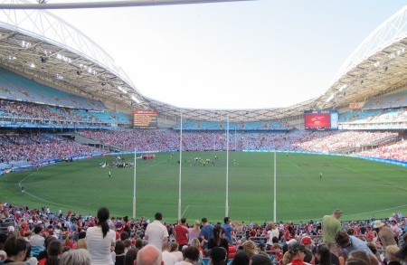 Sydney Swans end ANZ Stadium playing agreement