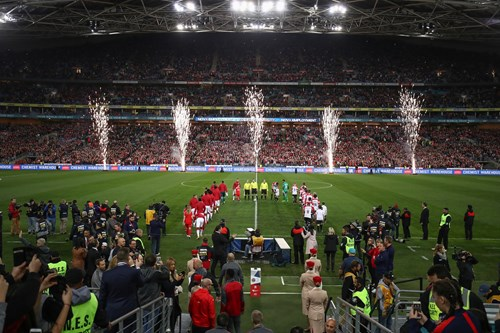 ANZ Stadium looks back on hosting of 57 events in 2017