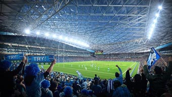 Sydney's stadium debate over as NSW Government commits $1.6 billion to refurbishments