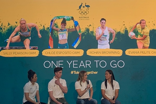 Australia to send largest ever team to Tokyo 2020 Olympic Games