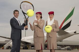 Sponsorship surges as tennis boosted by 'clean' image