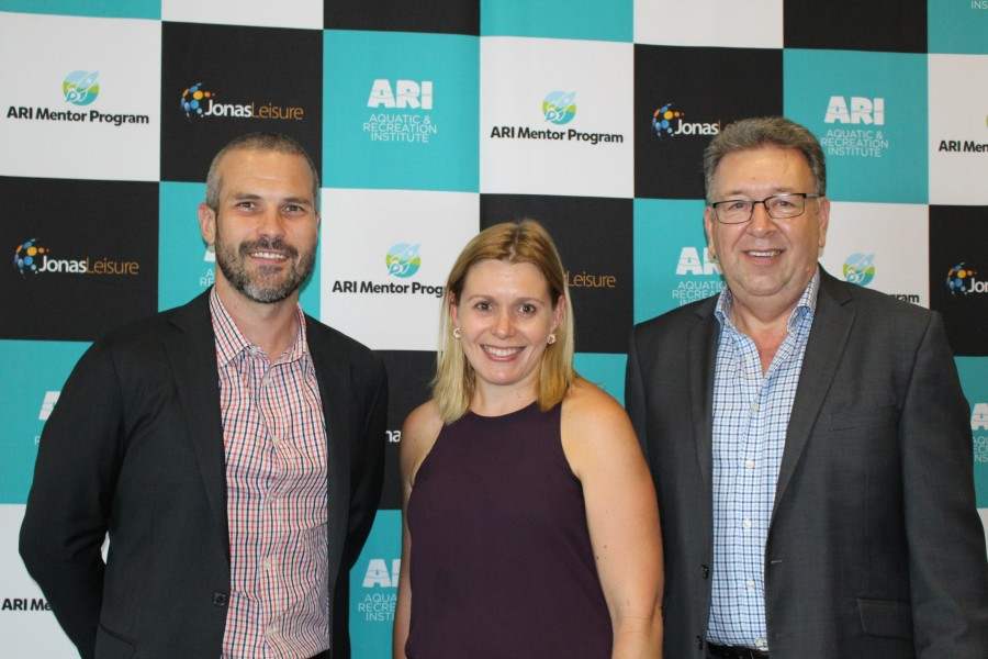 ARI Mentor Program takes off at Sydney Olympic Park