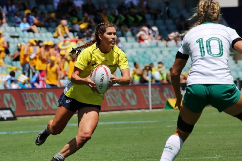 Rugby sevens' popularity rises in the wake of Australian women's win at Olympics