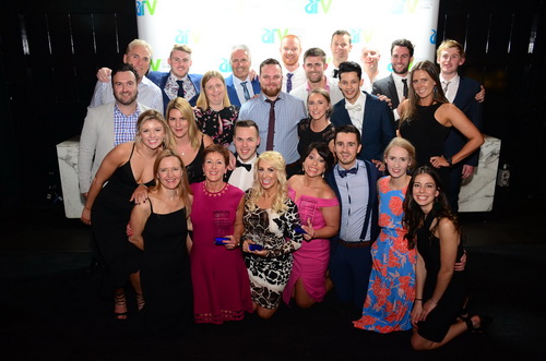 Aquatics and Recreation Victoria awards industry excellence at gala event