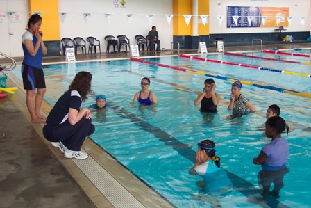 AUSTSWIM and YMCA NSW join forces on water safety