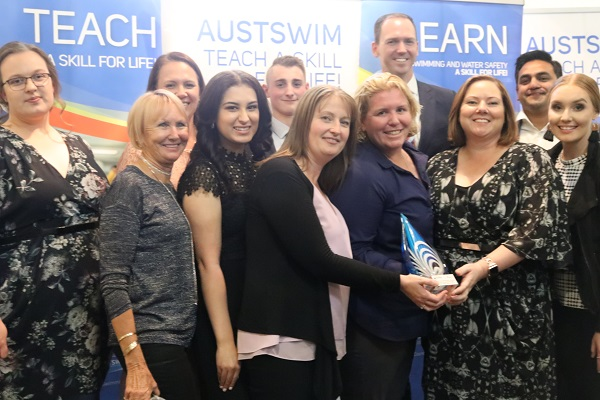 AUSTSWIM names Ripples Leisure Centre St Marys as NSW's best