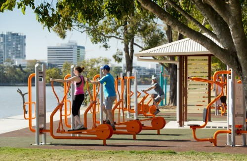 Gold Coast Commonwealth Games legacy to include at least 10 outdoor gyms